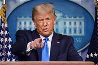 【米大統領選】トランプ氏「大統領選は最高裁で決着へ」