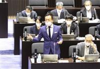 下関市長選 前田氏、再選出馬を表明 コロナ対応に注力「停滞感を打破」