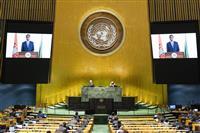 米国「うんざり」、中国「偏見捨てよ」 国連で再び激しい応酬