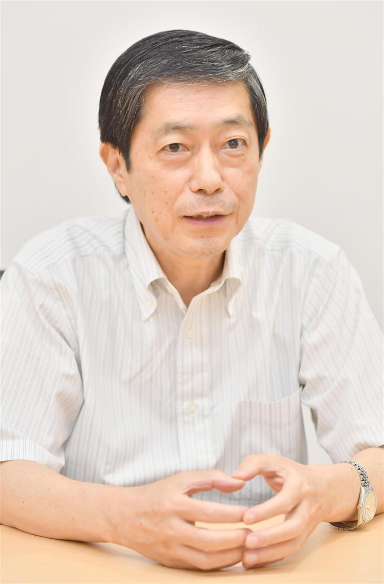 関西電力コンプライアンス委員会の委員長を務める中村直人弁護士