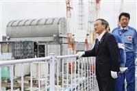 首相が福島を視察 原発処理水「早く処分方針決めたい」
