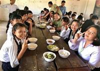 カンボジアに校舎新設 福岡の地雷撤去NGO、ネット募金で支援