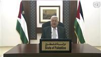 来年初めの国際会議開催求める パレスチナ議長