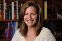 米最高裁判事に保守派のバレット氏指名へ 米メディア報道