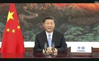 習近平氏「日中関係発展へ、菅首相と指導的役割を発揮」 東京五輪への支持表明