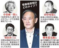 「角栄」「小泉」「橋龍」…菅首相はどのタイプ?