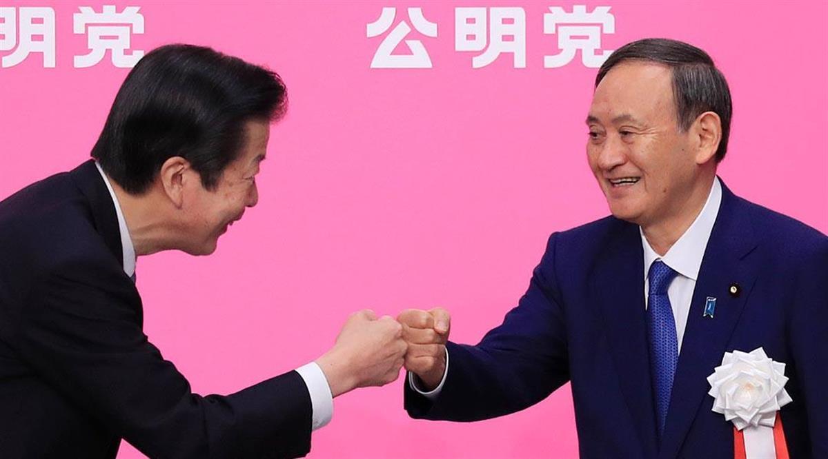公明党、菅首相と方向性重なり埋没の危機 - 産経ニュース