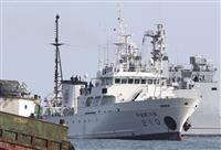 北朝鮮が「領海侵犯」警告 黄海で韓国の遺体捜索に