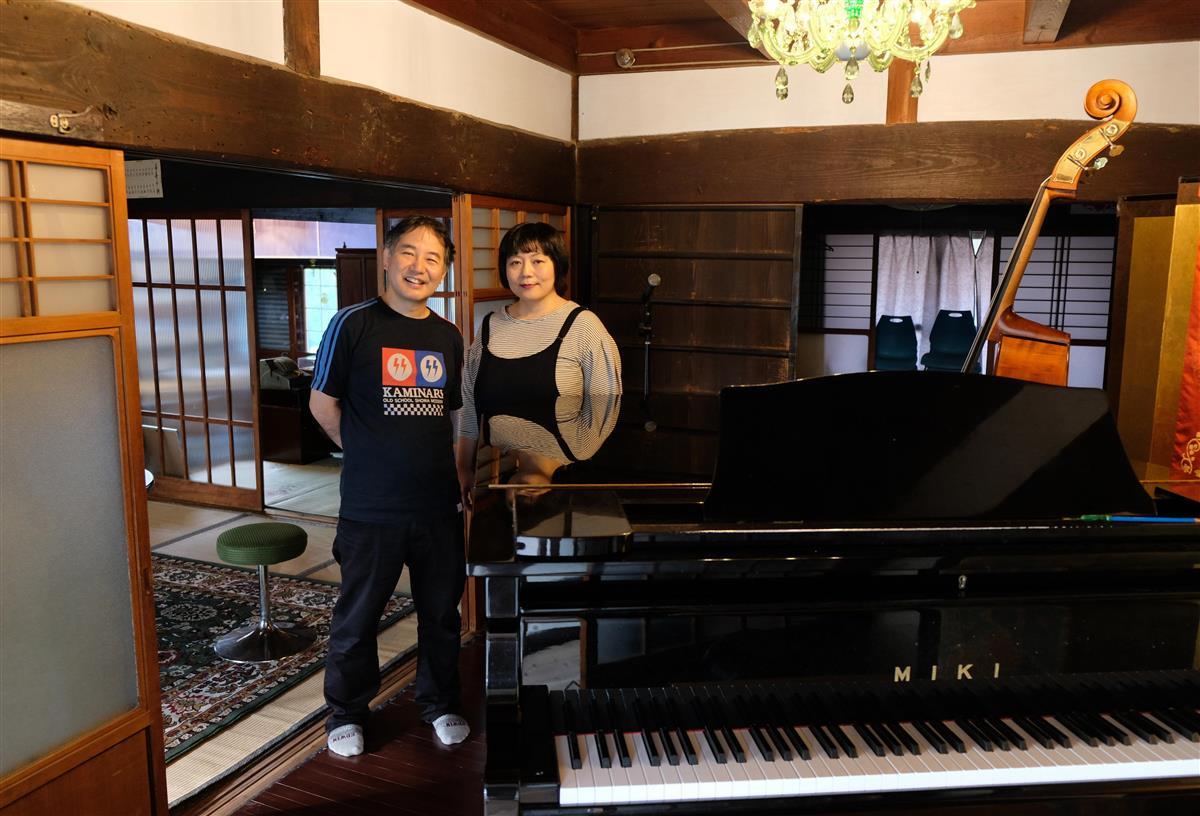 奈良県吉野町の古民家にジャズ喫茶 - 産経ニュース