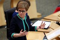 スコットランド独立機運高まる コロナ対策とEU離脱への不満背景に