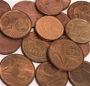 ユーロ1、2セント硬貨の廃止も EUが意見募集開始