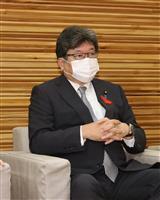 学術会議会員任命見送り「コメント控えたい」 萩生田文科相