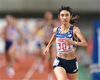 21歳田中「狙っていた結果」で女子1500初優勝