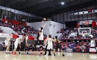 3連覇へ好発進のA東京、持ち味のハードな守備で川崎封じる バスケBリーグ開幕