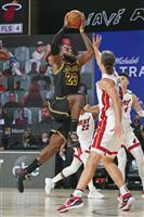 レーカーズがヒートに2連勝 NBA決勝第2戦