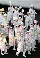 「日本選手団のパワーに」 アテネ五輪で画期的なユニホームもデザイン 高田賢三さん