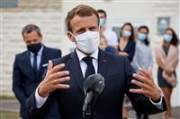 仏大統領府、高田賢三さんの訃報で声明 「ケンゾーはエレガンスそのもの」