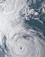 【ソロモンの頭巾】長辻象平 気候変動と台風 温暖化では進まぬ「強大多発」