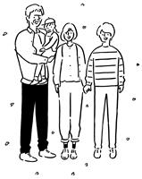 「監察医 朝顔」の温かいイラスト 長場雄さん「家族、人との距離の意味が…」