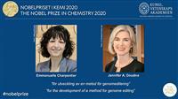 医療に革新、倫理面で懸念も ゲノム編集2氏にノーベル賞