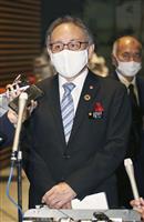 沖縄知事、安倍政権の基地返還「高く評価」 菅首相と初会談