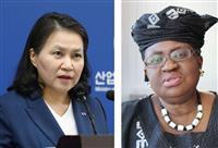 WTO事務局長選 韓国の候補残る 日本政府に警戒感広がる