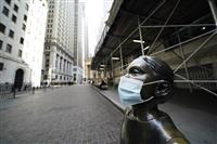 NY株続伸、122ドル高 米追加経済対策に期待感