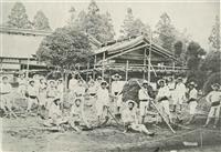 【100年の森 明治神宮物語】継承(2) 今に伝える「青年団の偉業」