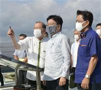 沖縄振興の「無駄」削減 週明け検証本格化 基地再編を推進