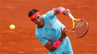ナダル、ジョコが決勝へ 全仏テニス第13日