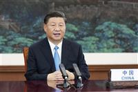 中国、北朝鮮との関係アピールで米を牽制 習近平氏が金正恩氏に祝電
