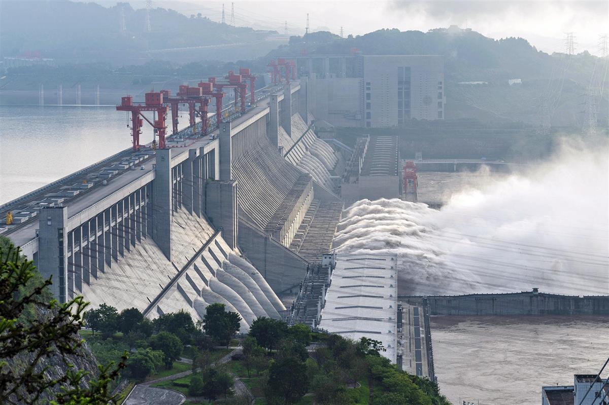 ダム 山峡