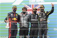ハミルトン最多並ぶ91勝目 F1アイフェルGP