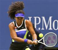 大坂は3位のまま 女子テニスの12日付世界ランク