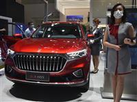 中国、9月の新車販売は12%増 6カ月連続増で日系メーカーにも追い風