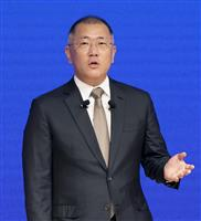 韓国現代自動車のトップ交代、長男の鄭義宣氏が昇格 20年ぶり