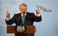 ジョンソン英首相とフォンデアライエン欧州委員長ら電話会談 FTA交渉継続を判断へ