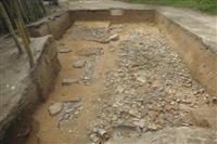 「蔵司」柵に囲まれていた 大宰府跡で確認
