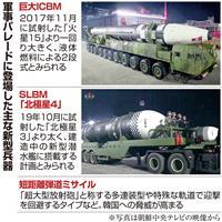 北朝鮮の「怪物」ICBM、トランプ氏との親交の裏で改良
