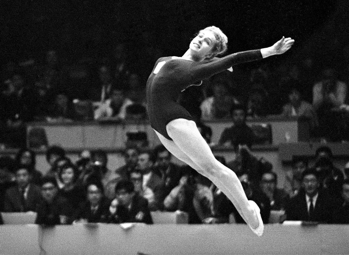 【スポーツ茶論】1964年10月20日「東京の恋人」 別府育…