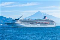 11カ月ぶり豪華客船 静岡・清水に来月入港