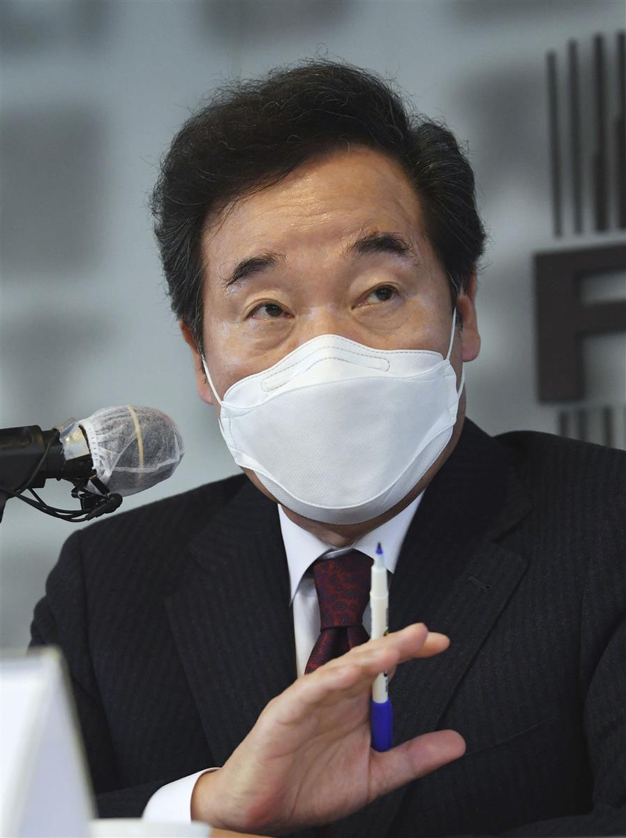 「五輪前に対日関係改善を」韓国与党代表