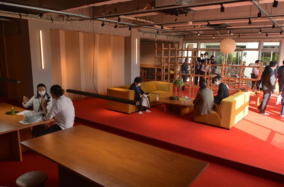 和歌山・白浜でワーケーション ITオフィス11月1日オープン…