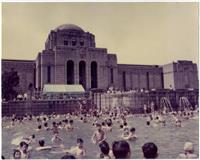 【100年の森 明治神宮物語】継承(4) 時代の先端行く「国民の健康広場」