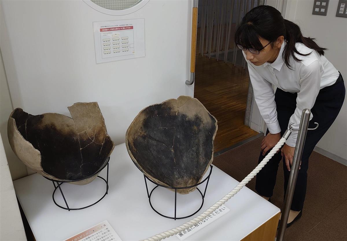 弥生人は魚雑炊で会食?土器を科学分析 奈良・清水風遺跡