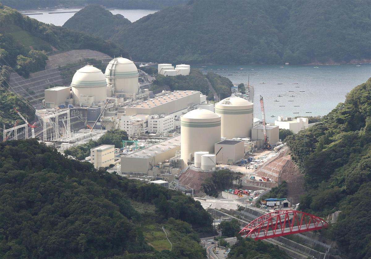 関電原発の40年超運転 高浜議会、来月同意判断へ