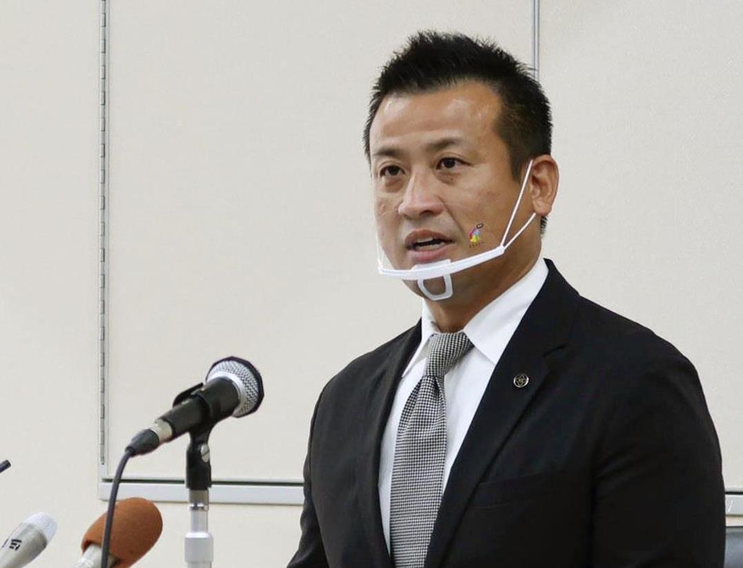 大阪・池田市長 庁舎にサウナ設置で謝罪 「持病リハビリのため…