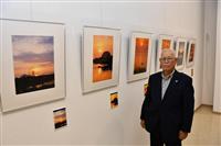 80歳アマ写真家が写す淡路島 淡路市の稲家さん初個展
