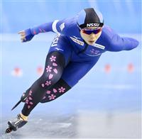 高木美、大会新で4連覇 全日本距離別スケート