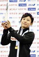 「集中力でカバーした」高木美帆、大会新記録で圧勝